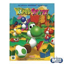 Yoshi´s Story™- Der offizielle Nintendo®64 Spieleberater