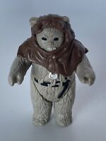 🔥 1983 Kenner Star Wars Vintage ROTJ 🔥 CHEIF CHIRPA EWOK FIGURE NEAR COMPLETE