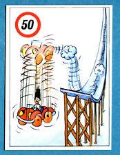 AUTO FLASH - Ed.COX - Figurina/Sticker n. 9 - LIMITE DI VELOCITA -New