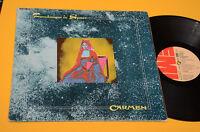 Carmen LP Fandangos IN Space Top Prog 1° St Orig Germany 1973 EX Gatefold Cover