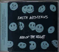Smith Westerns- End Of the Night Promo cd single