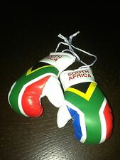 SOUTH AFRICAN, SOUTH AFRICA FLAG Mini Boxing Gloves