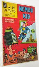 ALBI DEL FALCO n. 407 - NEMBO KID - ULTRA-POTERI E INTELLIGENZA - (1964)