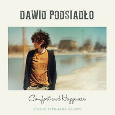 Dawid Podsiadlo - Comfort and Happiness (CD + DVD) 2013 NEW