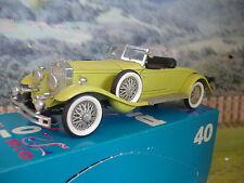1/43  Rio (Italy)  Rolls Royce phantom II 1931   #40