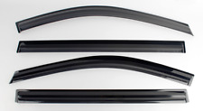 KIA GRAND CARNIVAL 2006-2014 WAGON WEATHER SHIELDS/WEATHERSHIELDS/WINDOW VISOR