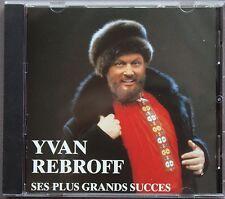 YVAN REBROFF SES PLUS GRANDS SUCCES  CD