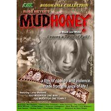 Russ Meyer's MUDHONEY (DVD) Rare UNCUT US edition with Lorna Maitland