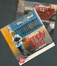 SIMPLY RED: LIVE IN CUBA: UK PROMO 2 CD SET (2006) FOR YOUR BABIES, YOUR MIRROR