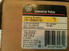 CR120B02122 GENERAL ELECTRIC RELAY