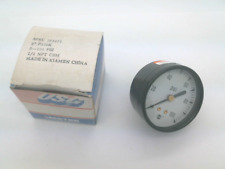 """Ametek Pressure Gauge, 1/4"""" NPT, 0-100 PSI"""