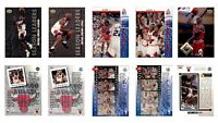 🔥1993-94 Upper Deck #166, #171, #198, #201, #438 Michael Jordan Lot of 5 cards