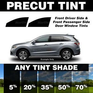 Precut Window Tint for Infiniti QX70 14-17 (Front Doors Any Shade)