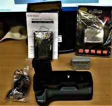 Canon BG-E5 Battery grip with 2x Batteries + USB Docking Station