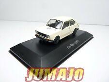 AQV36 Voiture 1/43 SALVAT Inolvidables 80/90 FIAT BRIO 127 - 1987