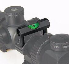 100% Alloy Rifle Scope Laser Bubble Spirit Level For 30mm Ring Mount Holder