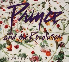 PRINCE & THE REVOLUTION 1984 / 1985 PURPLE RAIN TOUR PROGRAM BOOK / NMT 2 MINT