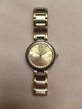 """Celebrate"""". 2-Tone. New. Never Worn Silpada Designs Watch T3202 """"Time to"""