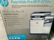 HP Color LaserJet Pro MFP M477dw All-in-One Printer D3Q20A OPEN BOX