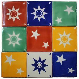 Wandfliesen:Fliesenset Sterne - ca. 32x32 cm
