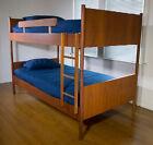 Westnofa Teak Bunk Bed   Mid Century Modern
