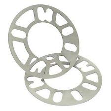 Cales universelles - Elargisseurs de voie 3mm 5x100 - 57.2 pour Volkswagen VWc14