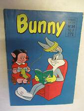 Bunny Numéro 34 de 1959 /SAGE