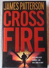 JAMES PATTERSON Cross Fire Hardcover Novel