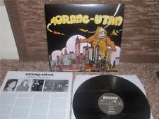 ORANG -UTAN / QUALITY REISSUE FROM SPAIN...WITH PROMO INSERTS NM-