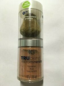 COVERGIRL Trublend Microminerals Foundation 440 Beige Natural