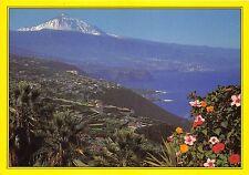 B33105 Tenerife Valle de la Ortava y El Teide   spain