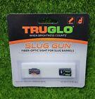 Truglo Slug Gun Fiber Optic Sight Set Remington Slug Barrels Greenred - Tg961r