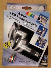 Kaiser digi nova 2 LED Kameraleuchte