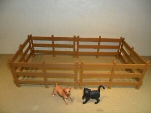 BREYER FENCING,TERRIER DOG,CAT (Farm,Stable)