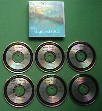 Maeve Binchy Heart and Soul Kate Binchy Audio Book 6 x CD