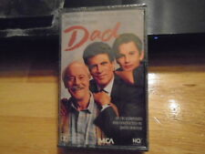 SEALED RARE OOP Dad CASSETTE TAPE soundtrack JAMES HORNER score 1989 Ted Danson