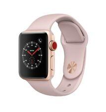 Apple Watch Series 3 38mm / 42mm  Aluminum GPS + GSM Cellular  Very Good