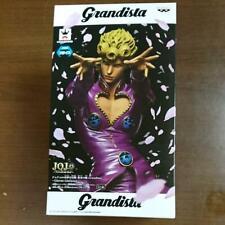 JoJo's Bizarre Adventure Golden Wind Giorno Giovanna Figure Banpresto toy
