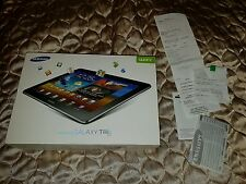 Samsung Tablet  WIFI 10.1in GT-P7510 16GB from 99p auction,no reserve, bargains,