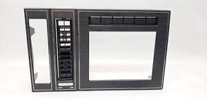 Dash digital touch screen Bezel Trim Panel Vent 1988 1989 BUICK REATTA 88 89