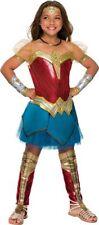 Wonder Woman Justice League Kids Premium Child Girl Costume M(8-10)