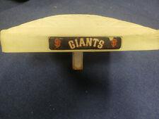 San Francisco Giants  baseball Game Used Base with Post