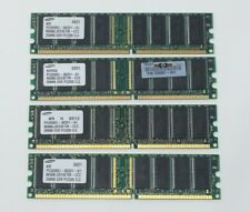 M368L3223ETM-CCC Samsung 1GB (4X256) PC3200 DDR-400MHz Non-ECC Unbuff CL3 184Pin