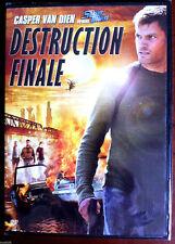 (H12)DVD - DESTRUCTION FINALE - Une course pour sauver l'humanité - Neuf -