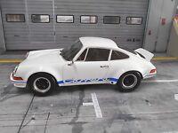 PORSCHE 911 Carrera RSR 2.8 Breitbau 2.7 weiss white Minichamps S-PREIS 1:18