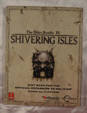 Prima The Elder Scrolls IV Shivering Isles Expansion Strategy Guide Hint Book