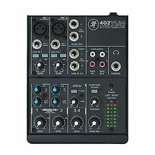 Mackie 402vlz4 - 4 Channel Ultra Compact Mixer