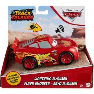 Disney Pixar Cars Track Talkers Lightning McQueen