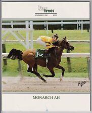 Arabian Horse Times - November 1992 - Vol. 23, No. 5