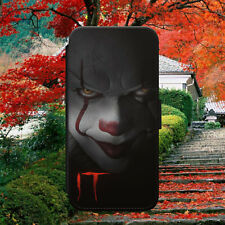STEPHEN KING INSPIRED/IT/PENNYWISE/WALLET PHONE CASE COVER FOR IPHONE/SAMSUNG